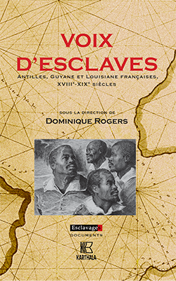 "Couverture ""Voix desclaves"""