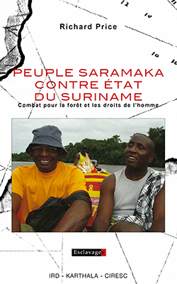 "Couverture ""Peuple Saramaka contre État du Suriname"""