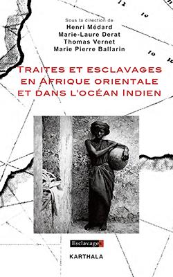 """Couverture """"Traites et esclavages en Afrique ori"""