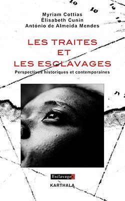 """Couverture """"Les traites et les esclavages"""""""