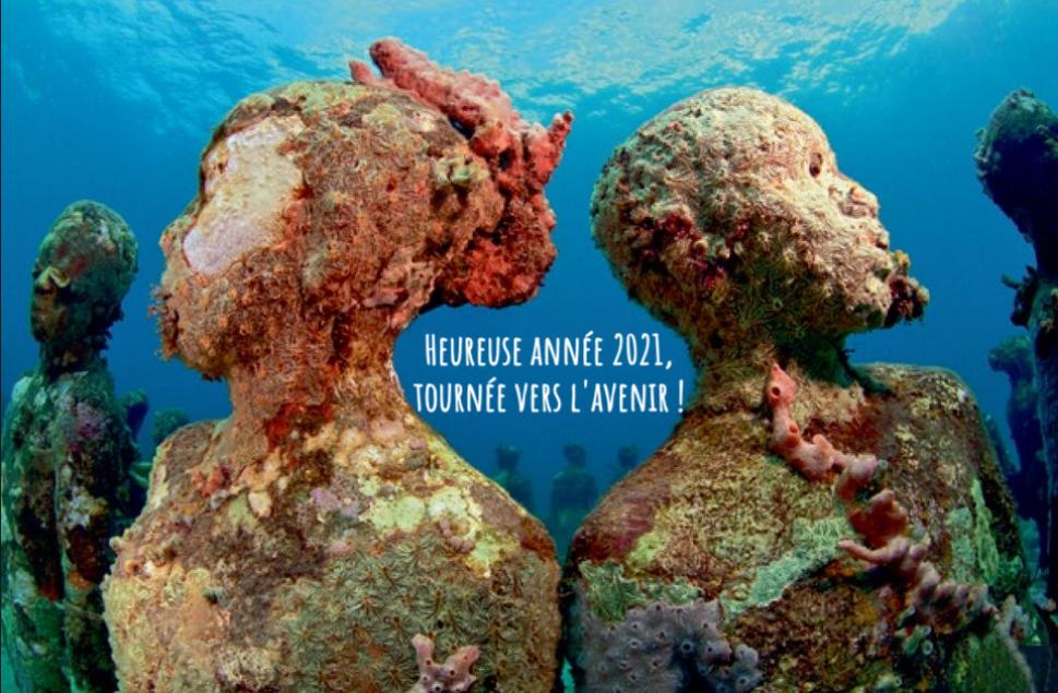 Jason de Caires Taylor @jasondecairestaylor / www.underwatersculpture.com